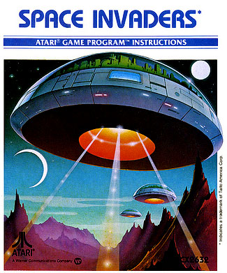 Atari - Space Invaders