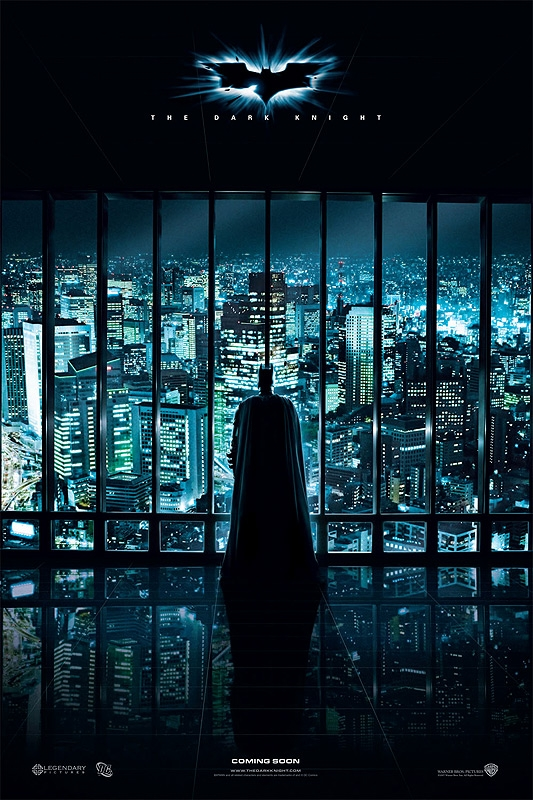 The Dark Knight - Batman Poster